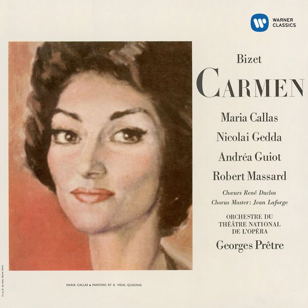 Maria Callas - Georges Bizet : Carmen (1964) - Callas Remastered