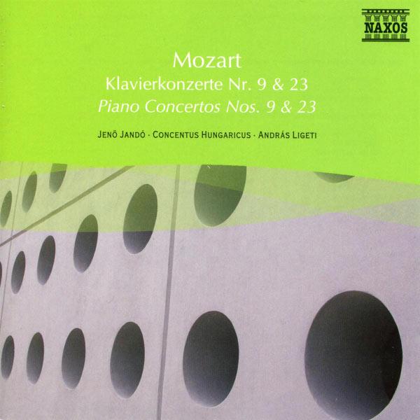 Jeno Jando -  Piano Concertos Nos. 9