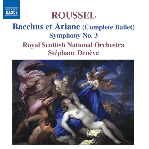 The Royal Scottish National Orchestra - Bacchus et Ariane (Intégrale)