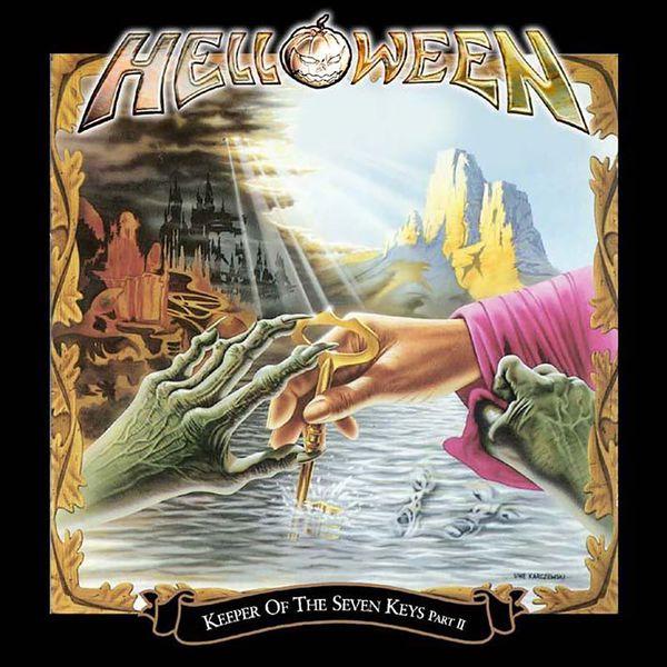 Helloween - Keeper of the Seven Keys, Pt. II (Bonus Track Edition)