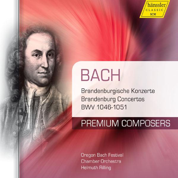 Helmuth Rilling - Bach: Brandenburgische Konzerte (Brandenburg Concertos) BWV 1046-1051