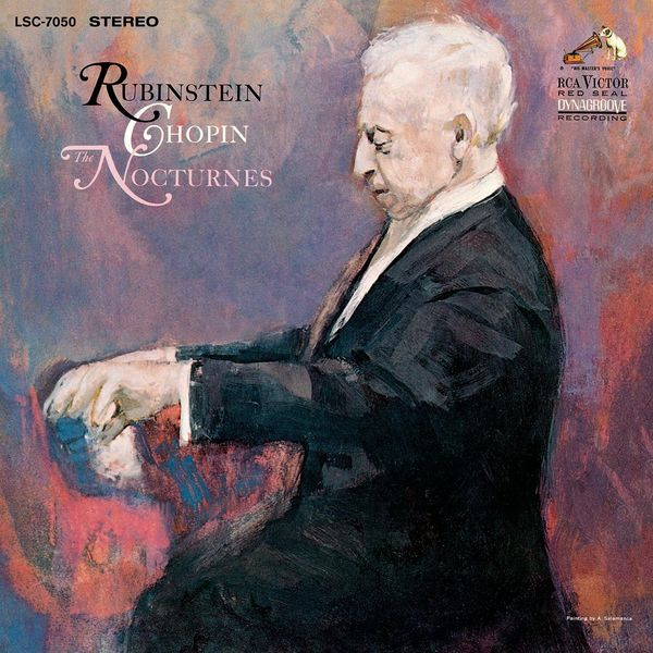 Arthur Rubinstein - Chopin : Nocturnes (1999 remastered)