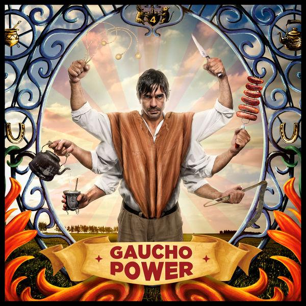 El Cuarteto De Nos - Gaucho Power