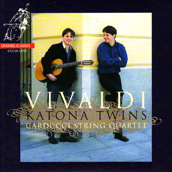 Katona Twins - Vivaldi & Weiss: Concertos & Sonatas