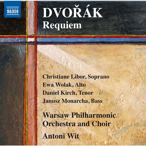 Christiane Libor - Dvořák: Requiem, Op. 89