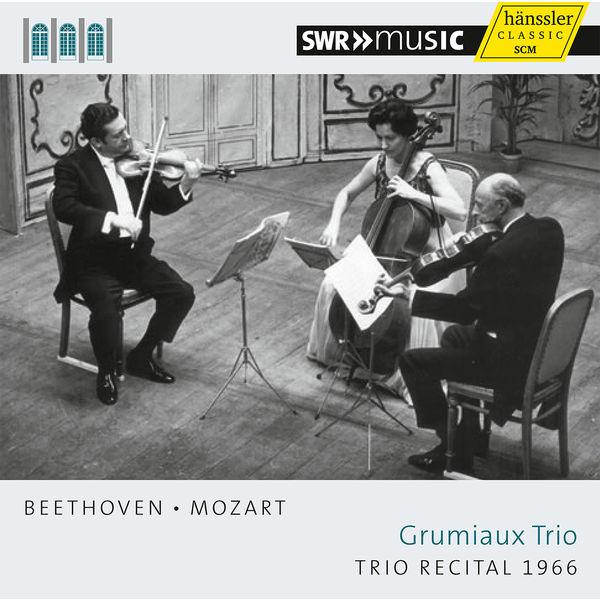 Grumiaux Trio - Beethoven & Mozart: String Trios (Recital, 8 June 1966)