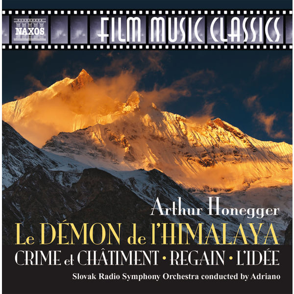 Slovak Radio Symphony Orchestra - Musique de films