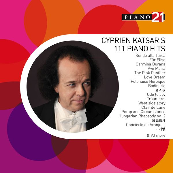 Cyprien Katsaris - 111 Piano Hits - Vol. 4 (World Premiere Recordings)