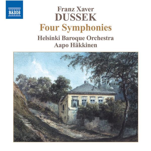 Helsinki Baroque Orchestra - 4 Symphonies