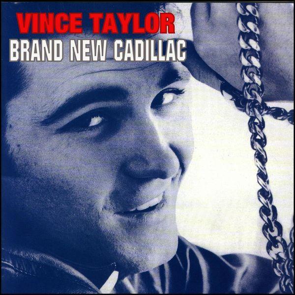 Album Brand New Cadillac, Vince Taylor
