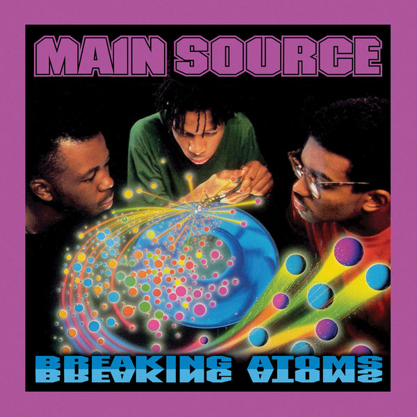 Main Source - Breaking Atoms (2017 Remastered Version)