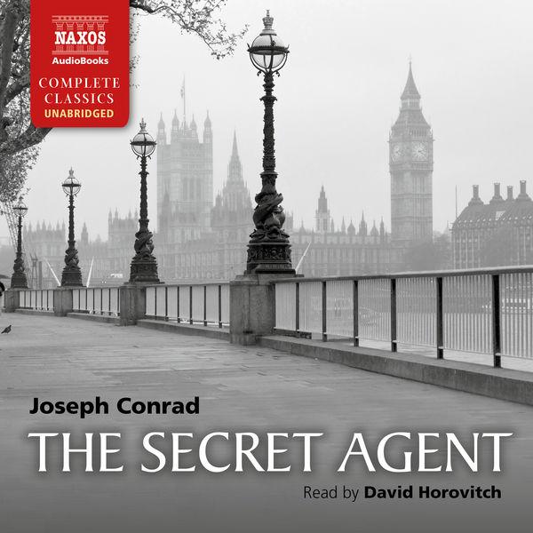 David Horovitch - The Secret Agent (Unabridged)