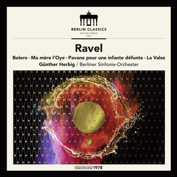 Berliner Sinfonie-Orchester - Ravel: Symphonic Works