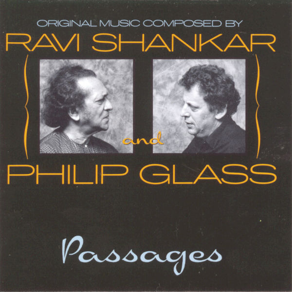 Ravi Shankar - Passages