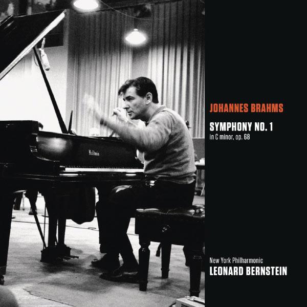 Leonard Bernstein - Brahms: Symphonie No.1 (Bernstein Symphony Edition Vol.10)