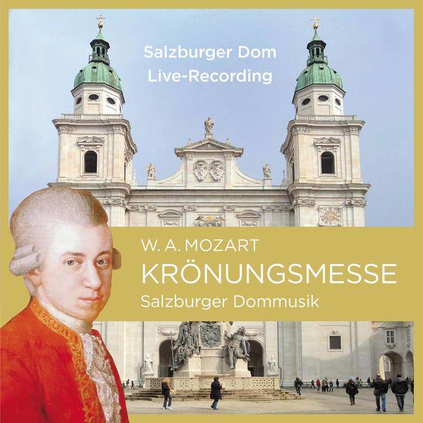 Salzburg Cathedral Choir - Mozart: Choral Sacred Works (Live)
