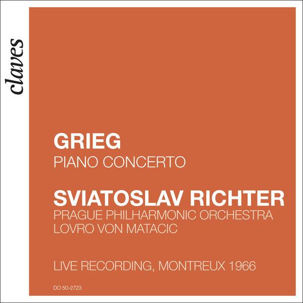 Sviatoslav Richter - Sviatoslav Richter: Grieg