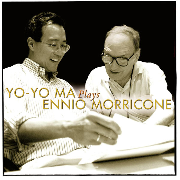 Yo-Yo Ma - Yo-Yo Ma Plays Ennio Morricone ((Remastered))