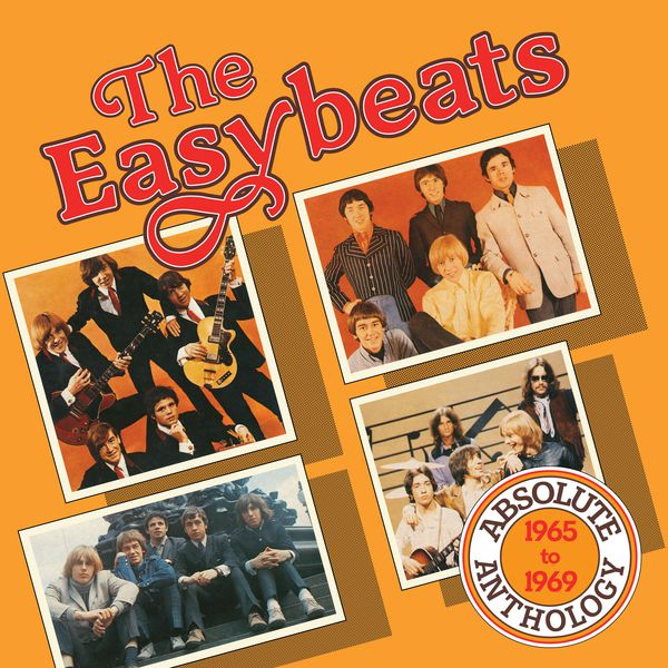 The Easybeats - Absolute Anthology 1965 - 1969 (2017 - Remaster)