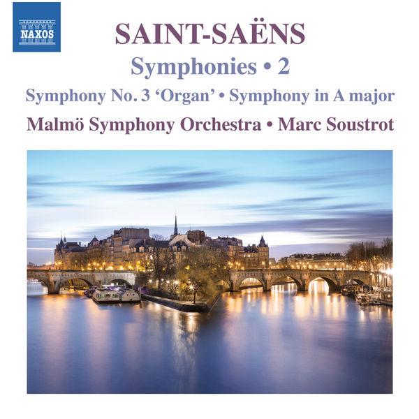 Carl Adam Landström - Saint-Saëns : Symphonies (Vol. II)