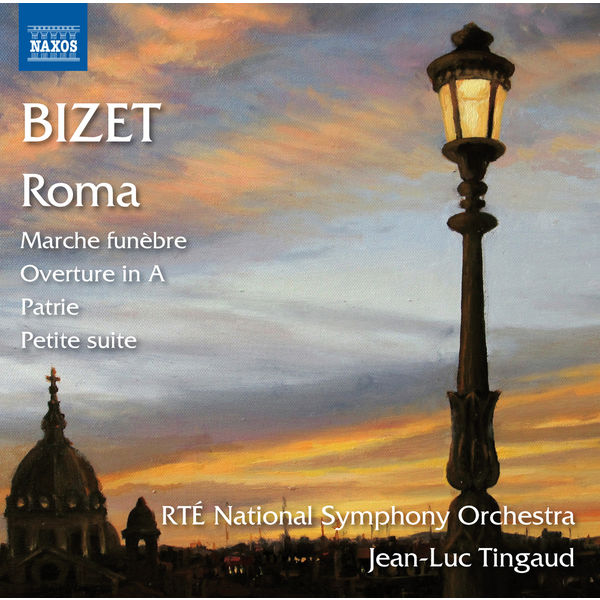 Jean-Luc Tingaud - Bizet : Roma & Other Orchestral Works (HD 24/96.00)