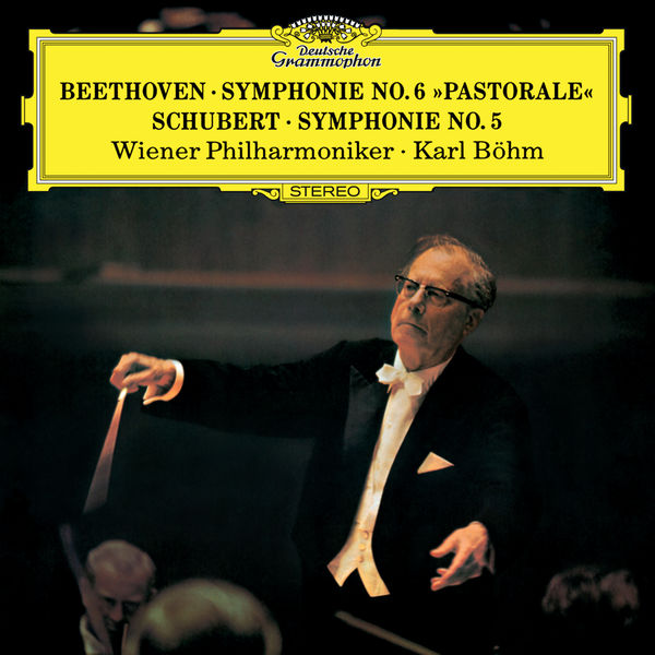 "Wiener Philharmonic Orchestra - Beethoven: Symphony No.6 ""Pastoral"" / Schubert: Symphony No.5"