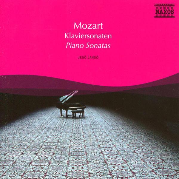 Jeno Jando -  Piano Sonatas