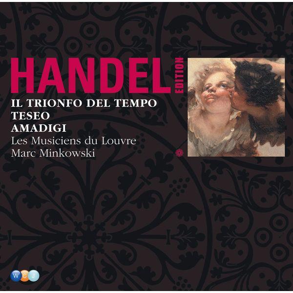 Marc Minkowski - Handel Edition Volume 2 - Il Trionfo del Tempo, Teseo, Amadigi