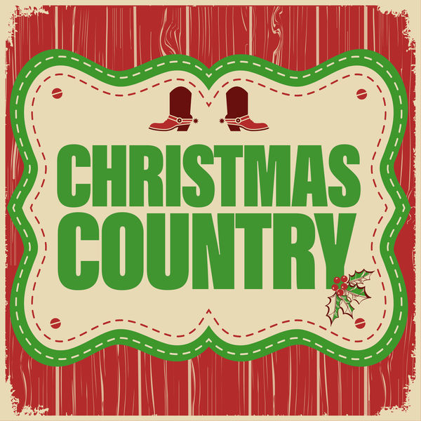 Various Artists - Christmas Country