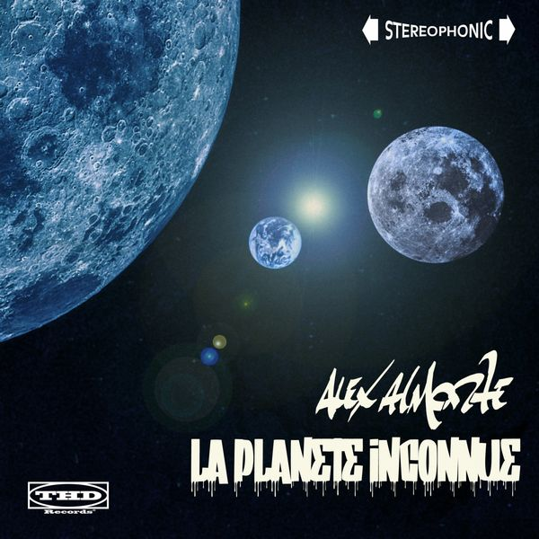 Alex Almonte - La planète inconnue