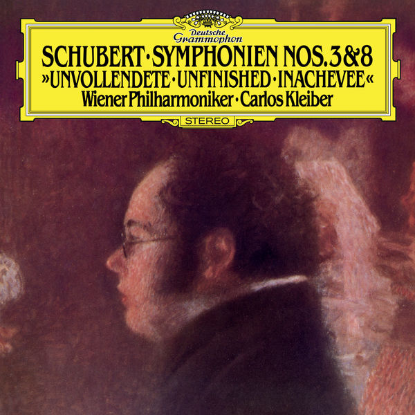 "Wiener Philharmonic Orchestra - Schubert: Symphonies Nos. 3 & 8 ""Unfinished"""