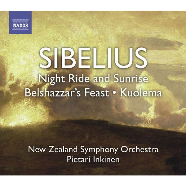 New Zealand Symphony Orchestra - Chevauchée nocturne et lever du soleil - Festin de Balthazar - Kuolema