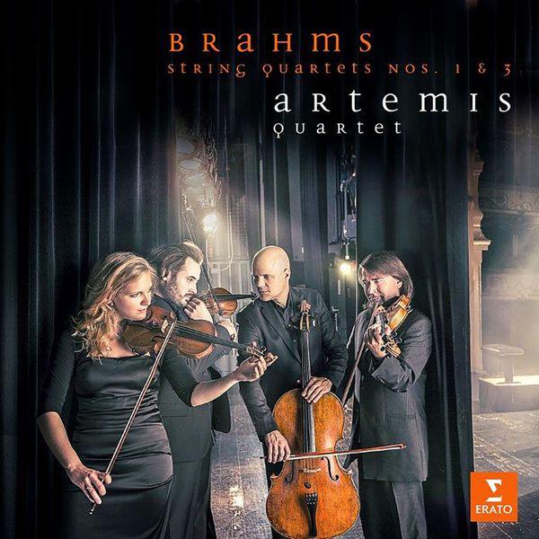Quatuor Artemis Brahms: String Quartets Nos. 1 & 3