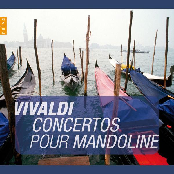 Various Interprets - Vivaldi, concertos pour mandoline