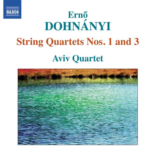Aviv Quartet - Quatuors à cordes n°1, op.7 et n°3, op.33