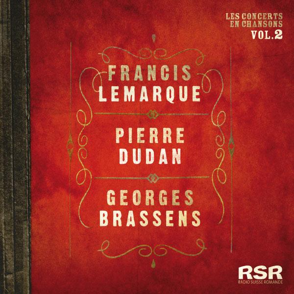 Various Artists - Les Concerts En Chanson - Vol.2