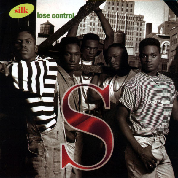 silk lose control album download