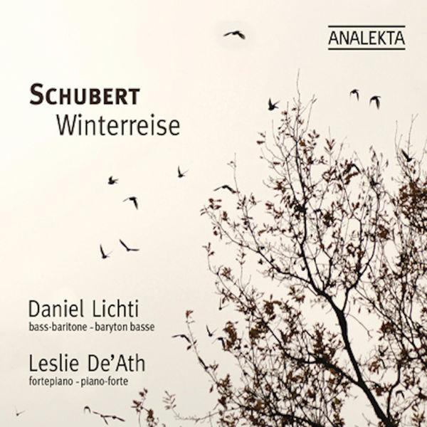Daniel Lichti - Le Voyage d'Hiver