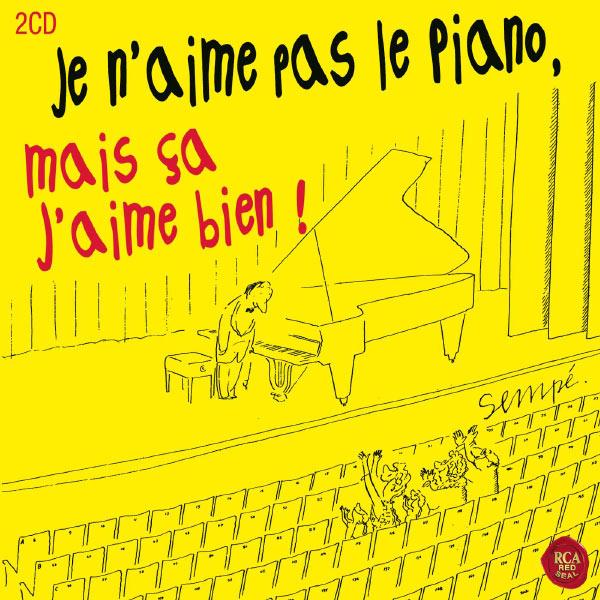 Je n'aime pas le piano mais ça j'aime bien Compositeurs