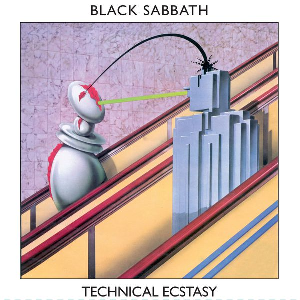 Black Sabbath - Technical Ecstasy (2009 Remastered Version)