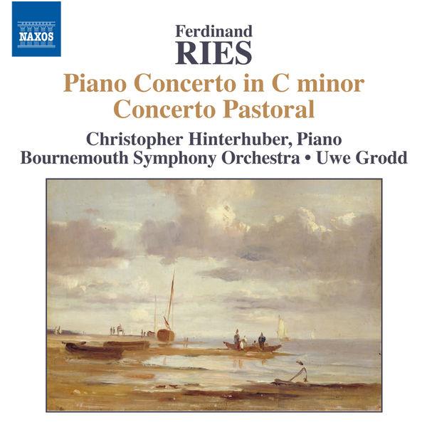 Christopher Hinterhuber - Concertos pour piano (Volume 4)