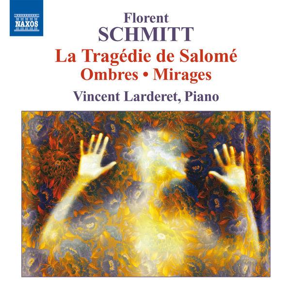 Vincent Larderet - Musique pour piano