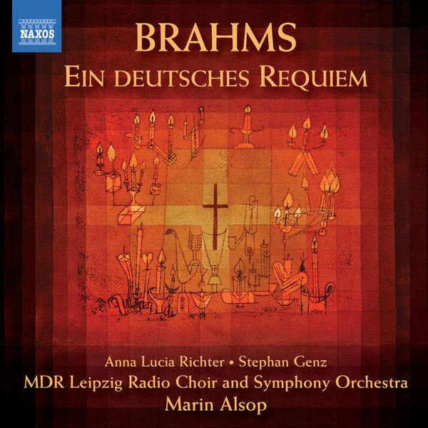 Anna Lucia Richter - Johannes Brahms : Ein deutsches Requiem, op.45