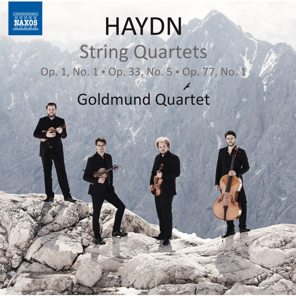 Goldmund Quartet - Haydn: String Quartets