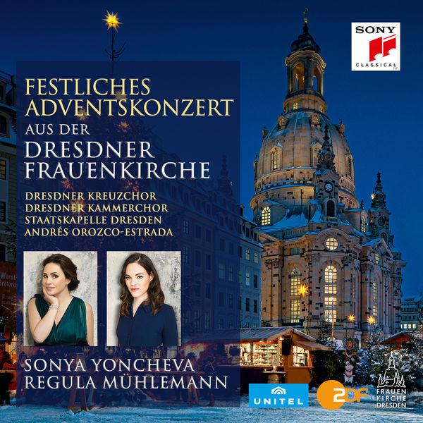 Andrés Orozco-Estrada - Festliches Adventskonzert 2016 aus der Dresdner Frauenkirche
