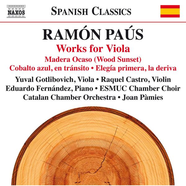 Yuval Gotlibovich - Ramón Paús: Works for Viola