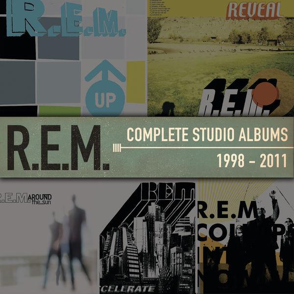 R.E.M. - Complete Studio Albums 1998-2011