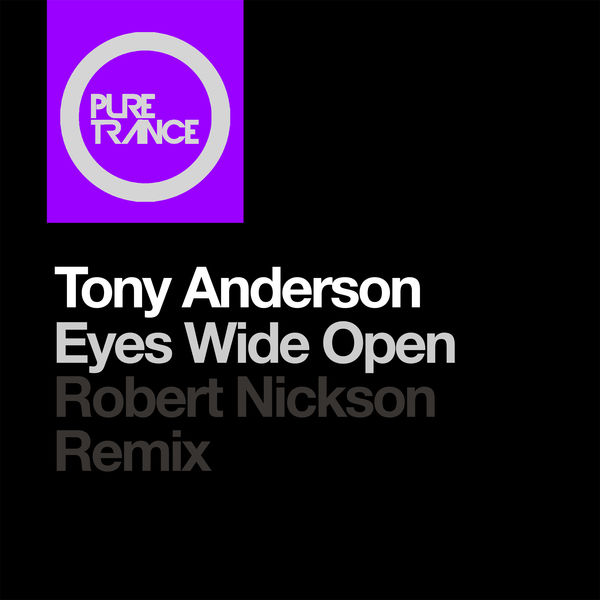 Tony anderson eyes wide open youtube.
