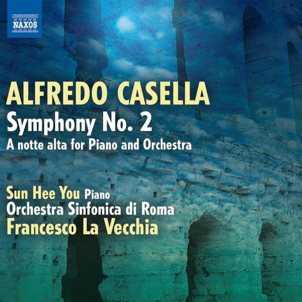 Francesco La Vecchia - Symphonie n° 2