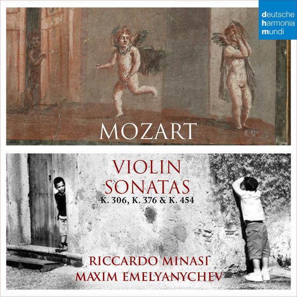Riccardo Minasi - Mozart: Violin Sonatas